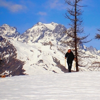 View treks in ECRINS