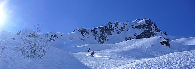 nos guides de haute montagne et accompagnateurs en montagne sont des professionnels
