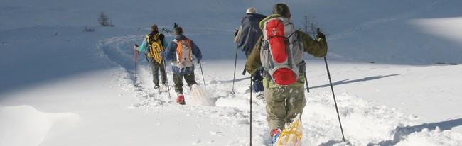 comment choisir son équipement de randonnnée à ski ou à raquettes