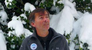 Sandro guide de haute montagne pour trekalpes