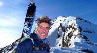 Alain guide de haute montagne chez trekalpes