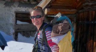 Virginie accompagnatrice en montagne pour trekalpes