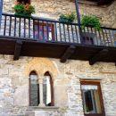 Maison médiévale à Paschero