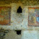 Détail d'une maison de San Michele