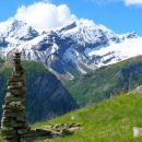 Pic de Rochelaire et Tête de Vautisse (3156 m)