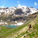 Lac Faravel et Petit Pinier (3100 m)