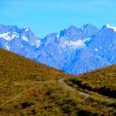 Sur la Crête des Couniets (2600 m)