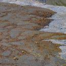 Éboulis semblable à une coulée de lave