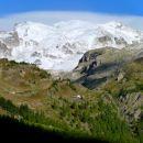 J5 - mont Thabor enneigé