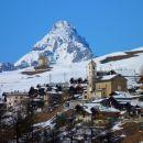 J1-Saint-Véran et le Pic de Rochebrune (3320 m)
