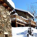 Maison montagnarde Piémontaise typique