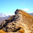 Jour 3-Pointe des Marcelettes (2909 m) - Viso au fond