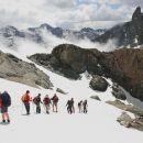 Jour 4-Tête des Toillies (3175 m) au fond - Juin