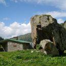 Abris sous roche - Vinadio - Piémont