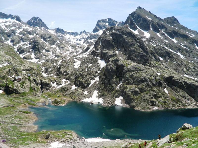 Lac de la Fous (Mercantour)