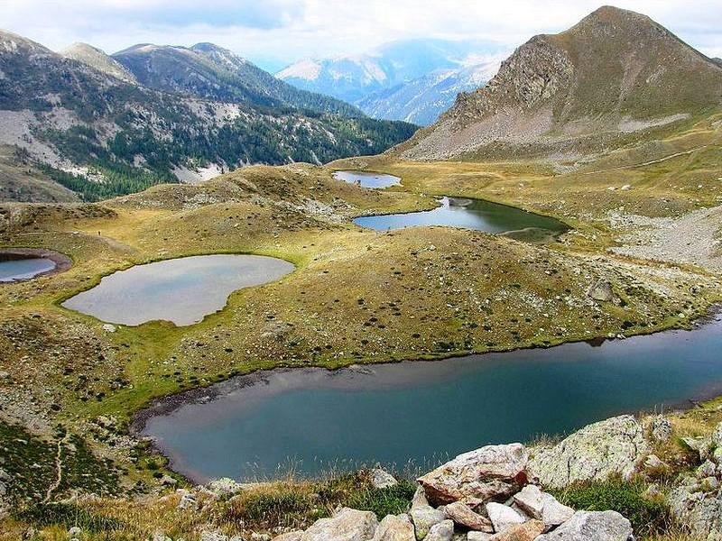 Lac de Prals (Mercantour)