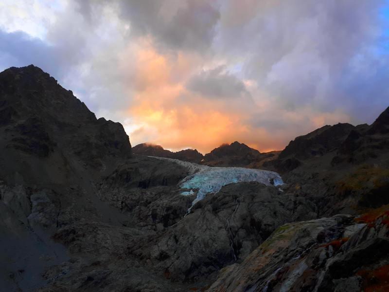 Glacier Blanc (Ecrins)