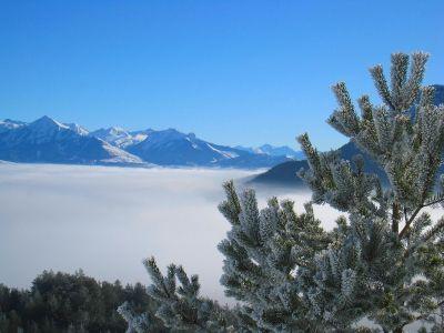 randonnées raquettes neige champsaur