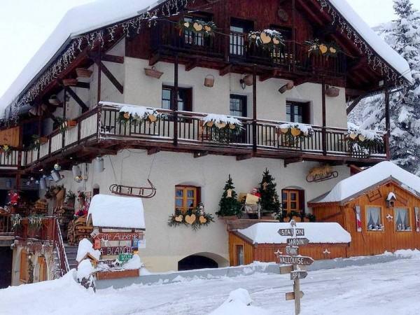 Auberge Camp de Base  (Non Contractuel) - Hors-Piste Free-Ride - Alpes du Sud