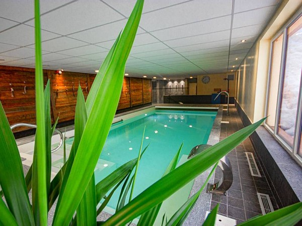 Piscine de l'hôtel***SPA (photo non contractuelle)