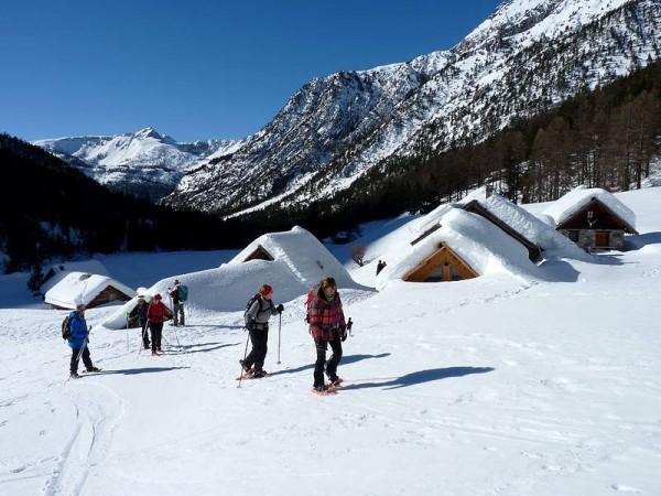 Chalets d'alpage des Accles
