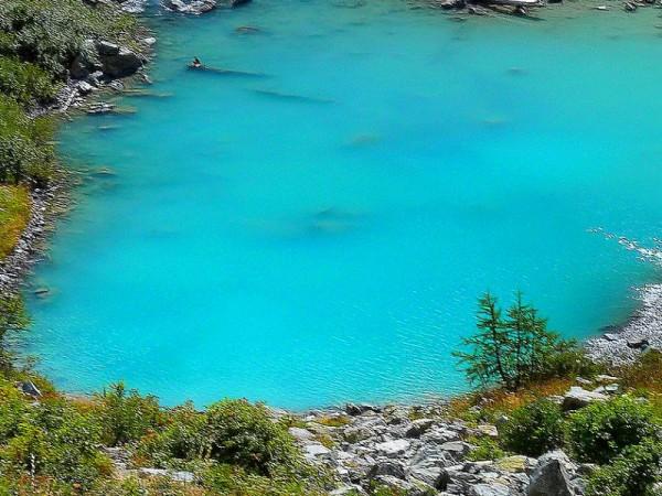 lac des DOUCHES