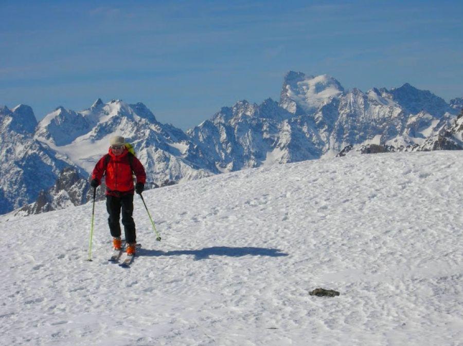 Mont Thabor - belvédère des Alpes