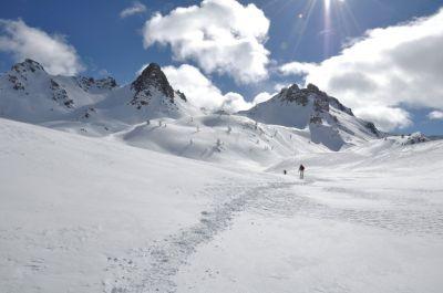 Photo Haute Route Piémont Clarée