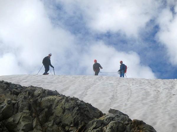 Randonnée sur Glacier - Multi-Activités Familles Hautes-Alpes sur le Guil