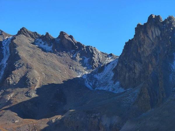 Col des Houerts - Tour de la Font Sancte