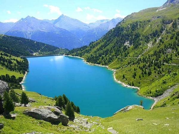 Lac du Plan d'Amont - Vanoise