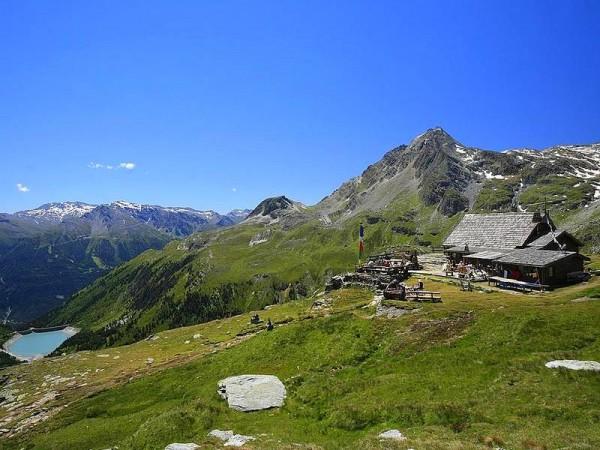 Refuge de la Dent Parrachée - Vanoise