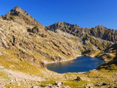 Lac Long supérieur - vallée des Merveilles