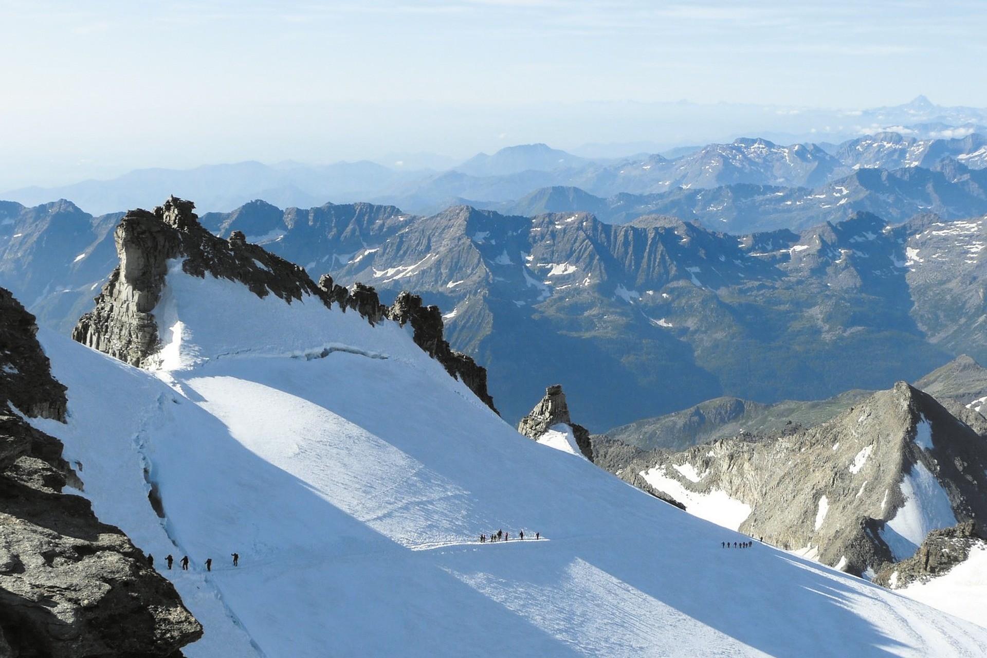 Le Grand Paradis (4061 m) - 3 Jours