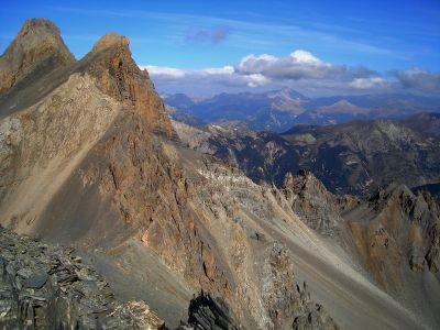 Col de la Colette Verte - Trek des 3000 du Queyras (GR58)