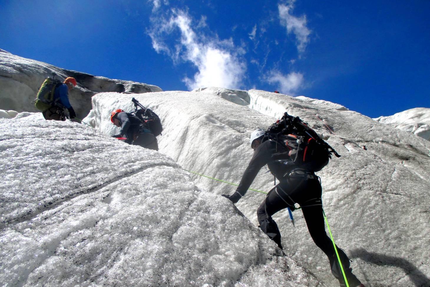 Initiation Rando Haute Montagne