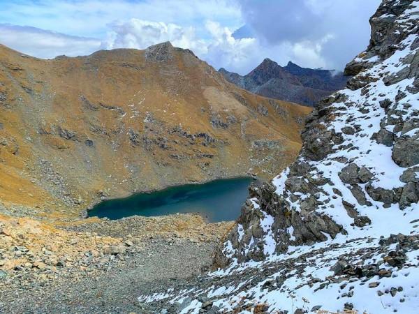 Alpinisme hivernal dans les Alpes dès le mois d'Octobre !
