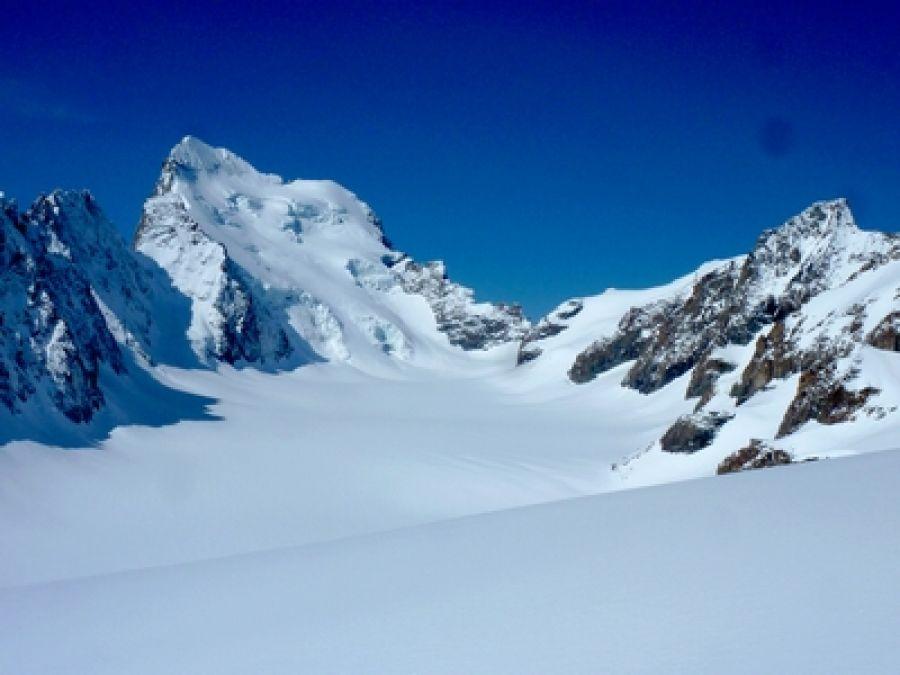 Glaciers des Ecrins