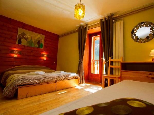 Exemple de chambre double à l'Auberge (Non contractuel)