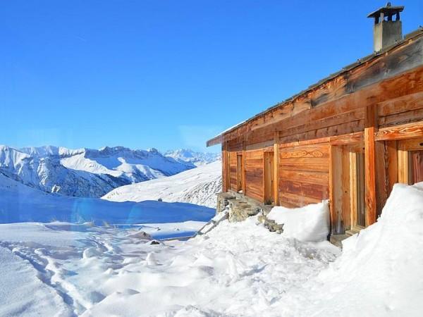 Refuge de la Blanche - ski de randonnée en Queyras