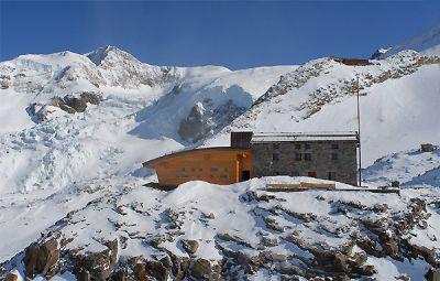 Photo Pyramide Vincent 4200 m