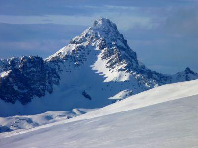 """Le Pic de Rochebrune (3321 m) - le """"Cervin"""" du Queyras !"""