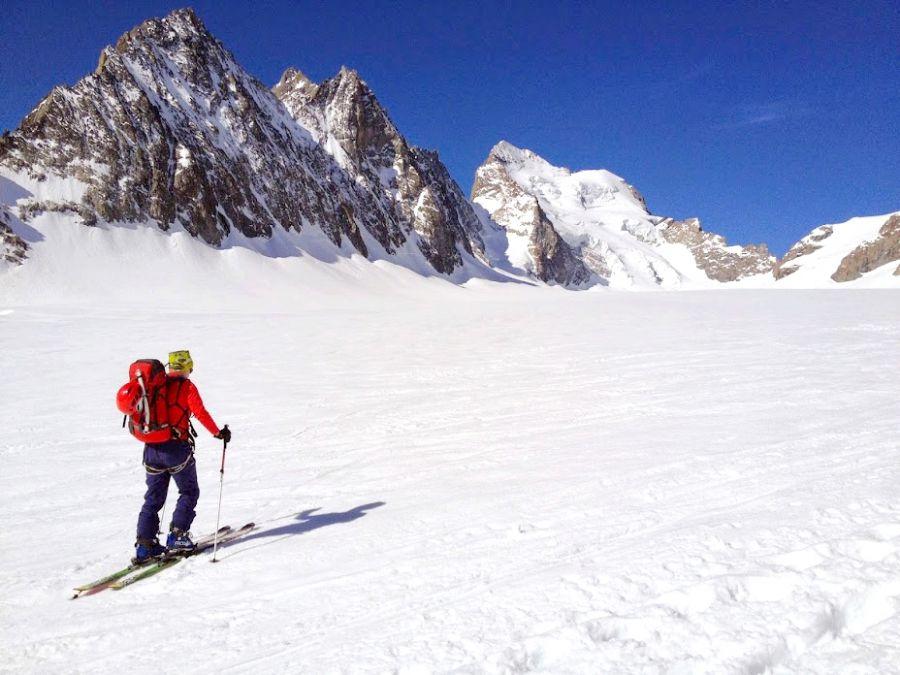 Raid Glaciers des Ecrins - 3 Jours