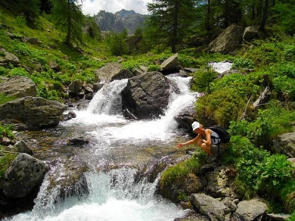 trekking Val Stura