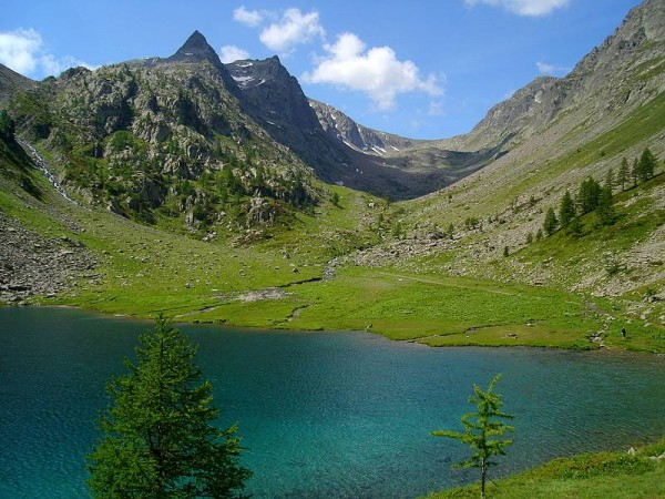 Lac Haut Val Stura