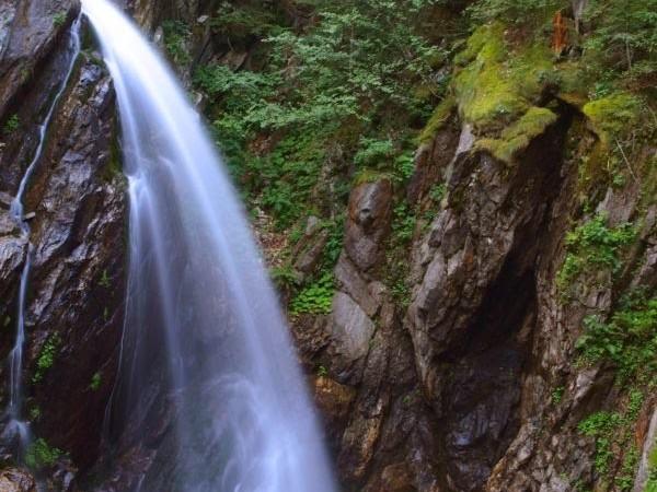 Cascade Haut Val Stura
