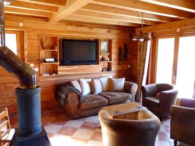 Photo Location de Chalet de Luxe ou d'Alpage