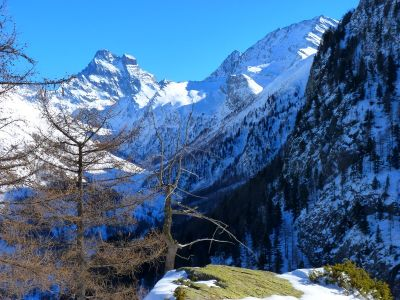 Belvédère du Mont-Viso (3841 m) - Tour du Queyras en Hôtels