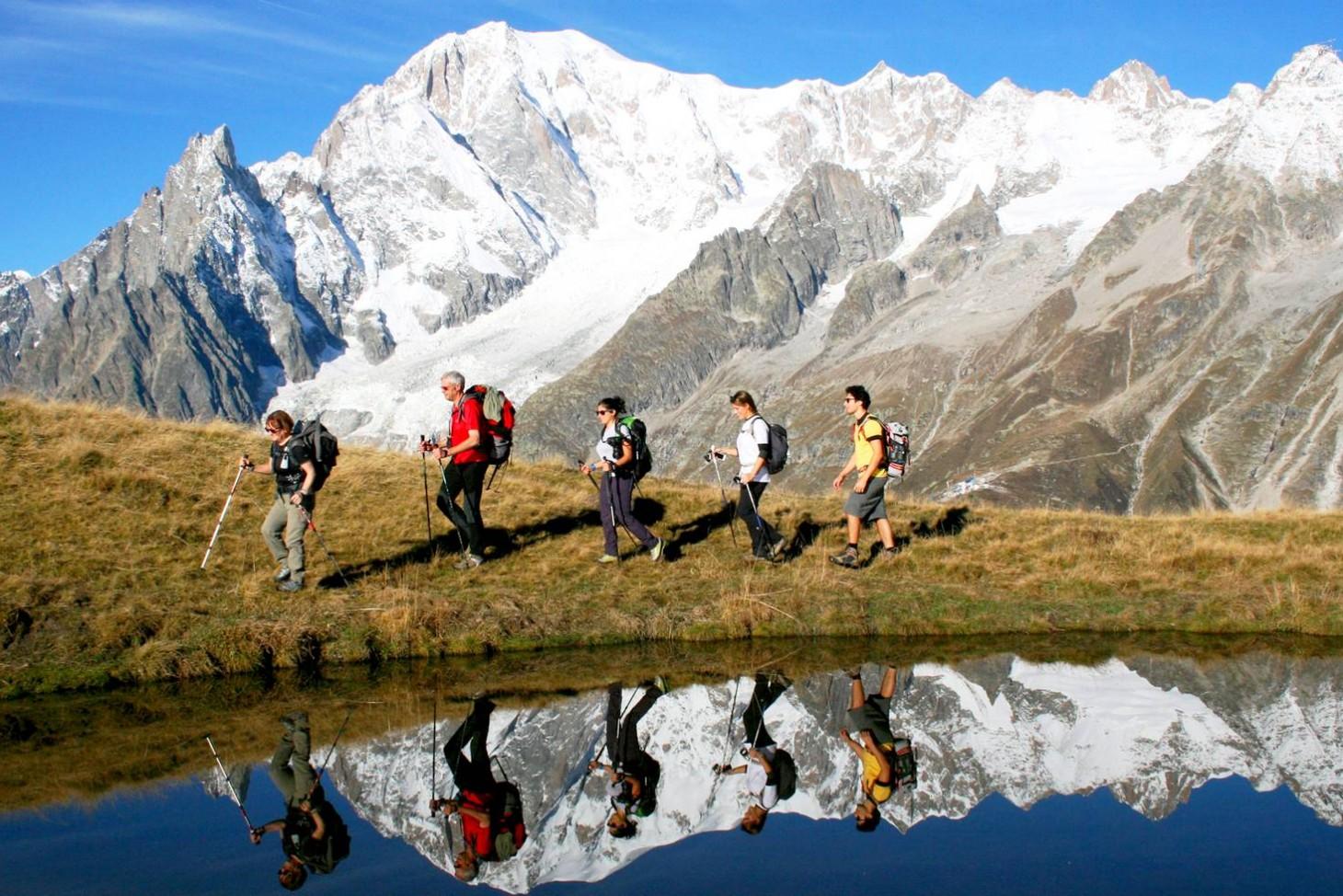 Tour du Mont-Blanc en 6 Jours