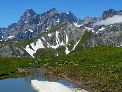 Photo Tour du Mont-Blanc en 6 Jours